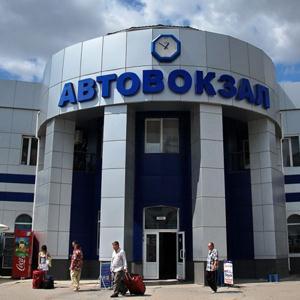 Автовокзалы Дзержинского