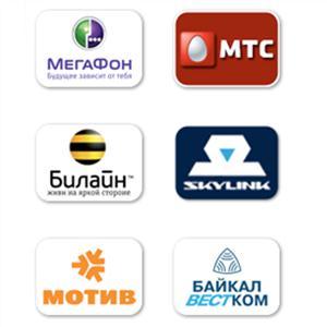 Операторы сотовой связи Дзержинского