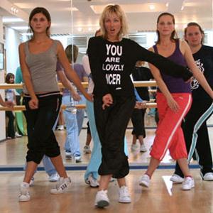 Школы танцев Дзержинского