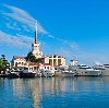 Речные и морские вокзалы в Дзержинском