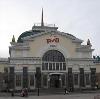 Железнодорожные вокзалы в Дзержинском
